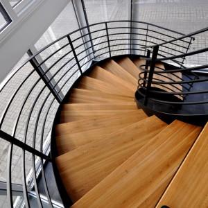 nowoczesna balustrada kuta
