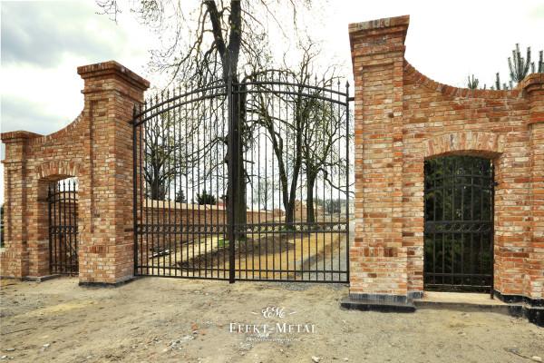 Renowacja bram