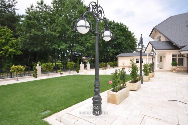 Lampy kute ogrodowe