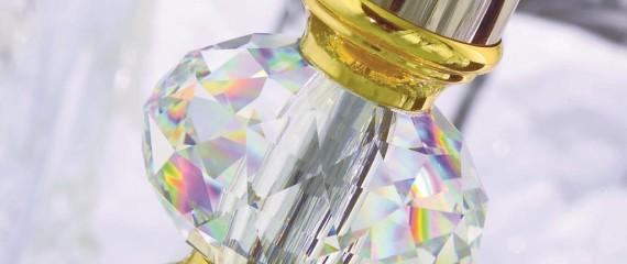 Szkło, kryształy